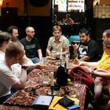 Filosofisk Café - For samtalens skyld