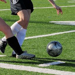 Fodboldkamp Herre-DS 2021-22 Pulje 4 - Ringkøbing mod VRI.