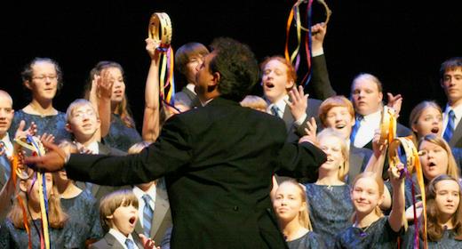 Sigurd og Genforeningen - med koret Vox Humana