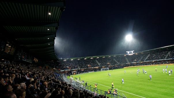 Fodboldkamp 2. division /21 Pulje 2 - FA 2000 mod Hillerød Fodbold