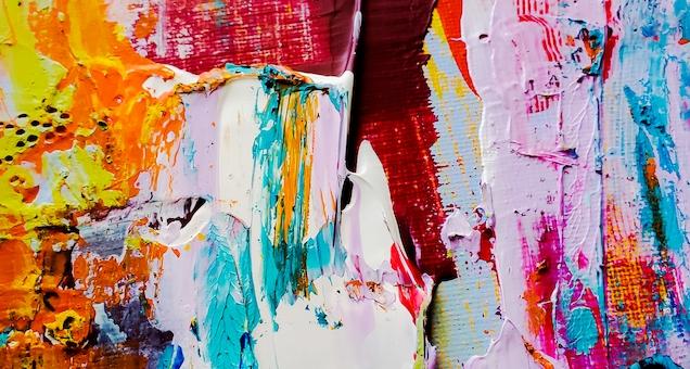 Udstilling af malerier v. Kirsten Kastbjerg Hansen