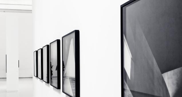 Udstilling af malerier v. Ida Bau Andersen og Bente Hauge, Ølgod