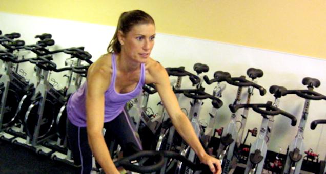 Motionsuge uge 41: Kom og vær med til indendørs cykling - for voksne