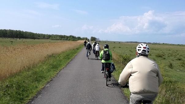 Cykeltur med cykelfællesskabet for seniorer i Brønshøj