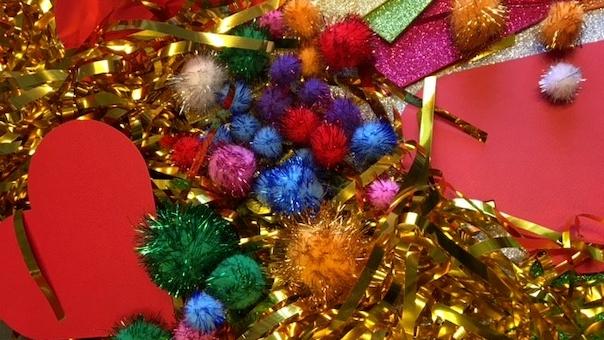 Juledage i Kvarterhuset: Kreativ jule workshop