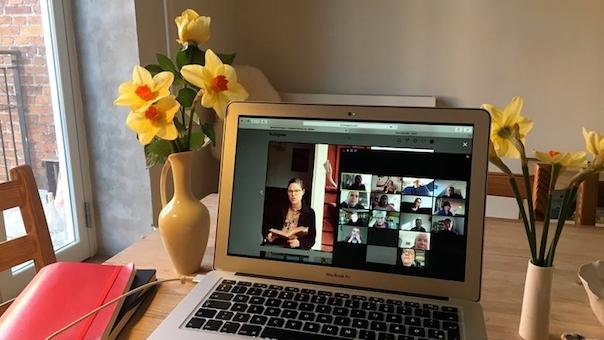 Virtuelle læsegrupper for seniorer i København