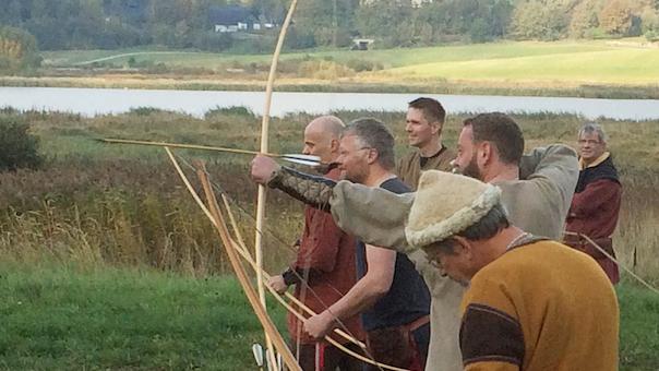 Efterårsferie: Mød vikinger på Fyrkat