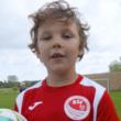 Fodboldtræning for drenge- begynder- alder 6-7 år