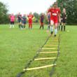 Fodboldtræning for piger - alder 10-12 år
