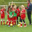 Fodboldtræning for piger - begynder- alder 6-10 år