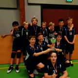 Kidsvolley for drenge (7-12 år)