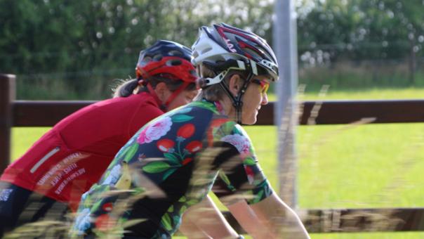 Cykling - kun for kvinder