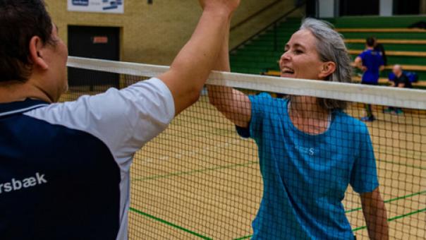 Tirsdagsholdet - badminton for alle voksne