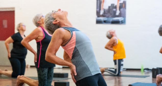 Yoga - onsdag kl 10-11