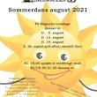 Sommerdans august - Torsdag 5. august