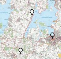 Kirkegårdsmiljøer i Nationalpark Skjoldungernes Land - 4 ture i efteråret 2021