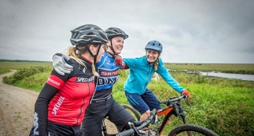 Bliv En Haj Til Mtb/gravel Cykling! - Intro Til Gravel Og Mtb-teknik
