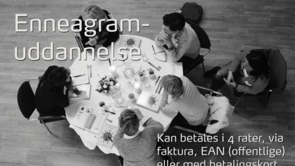 Enneagram-uddannelse Efterår 2020 - København