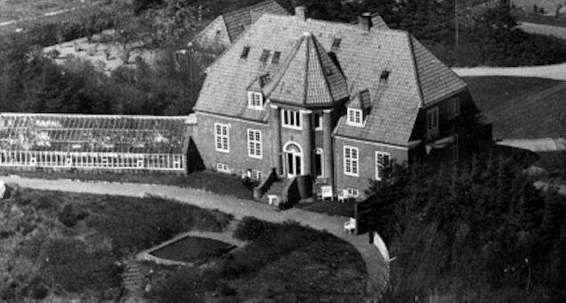 Østerklev, et hus med usædvanlig historie
