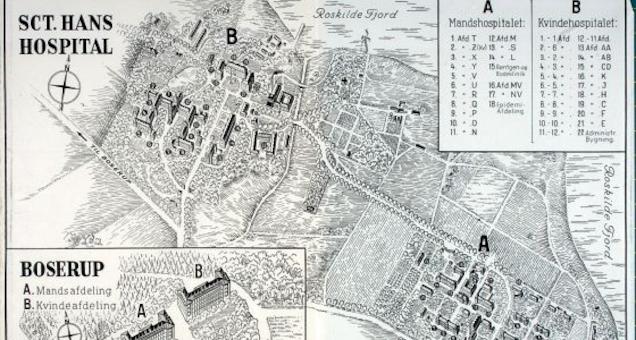 Sct. Hans områdets historie, natur og fremtid: Byen i byen. Sct. Hans i Roskilde 1816-1940