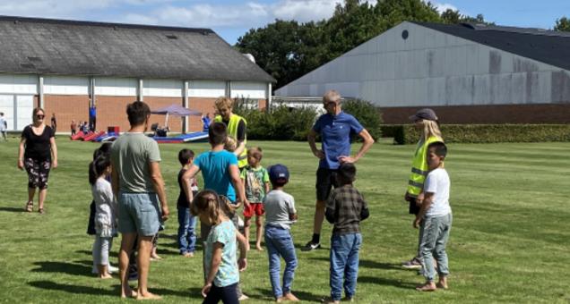 Sommercamp i Fløng