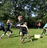Løbeskole for 10 - 14 årige - motion og frisk luft