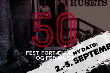 Rykket: Huset 50 År: Fredag