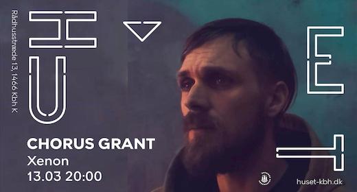 Rykkes til ny dato: Chorus Grant