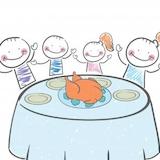 Fællesspisning for børnefamilier