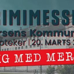 AFLYST! Live-streaming fra Krimimessen Horsens.