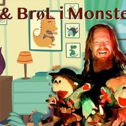 Beat & BrøL i Monsterland - Musikforestilling.