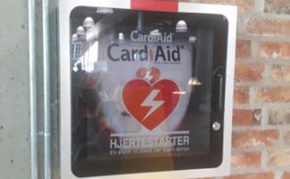 Hjertestarterdagen - lær at redde liv