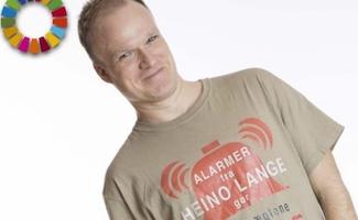Børnefolkemødet 2021: Heino fikser alt - DR Ramasjang