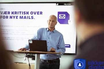 Digital sikkerhed for seniorer - Tinglev
