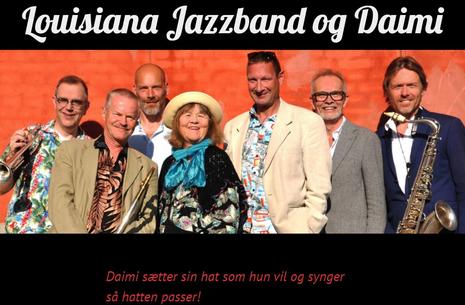 Louisiana Jazzband m. Daimi