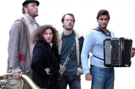 Musikalsk fortælling med et af Danmarks førende klezmerorkestre, Nussbaum / Kolerus kvartet