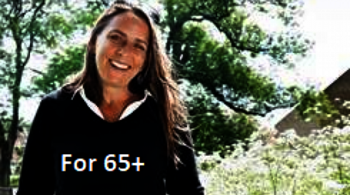 65+ Anne Hjernøe: Foredrag