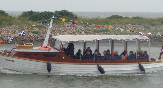 Havnerundfart Esbjerg Havn