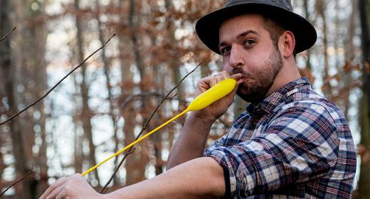 Kom og oplev Skovfars fortælleshow med ballondyr
