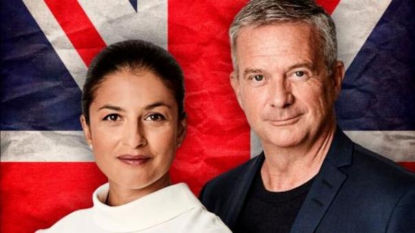 Divya Das og Kim Bildsøe
