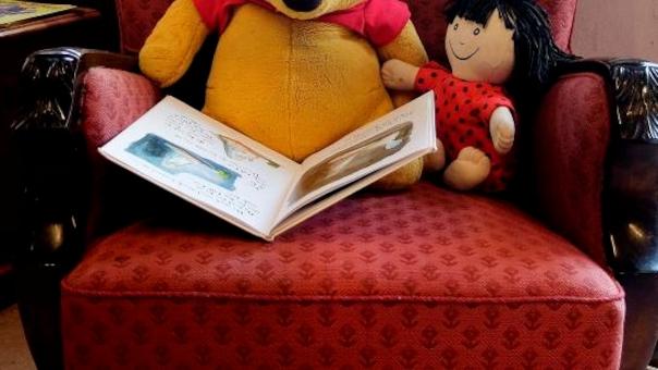 Efterårskonkurrence på børnebibliotekerne