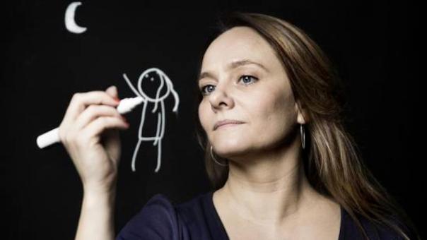 Maren Uthaug - Et tegnet foredrag