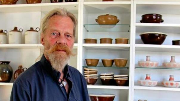 Keramikudstilling på Præstø Bibliotek