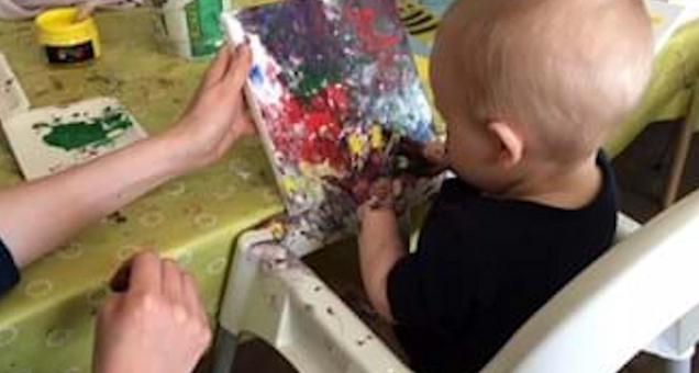 Mig & Min Baby: Læser & Hygger