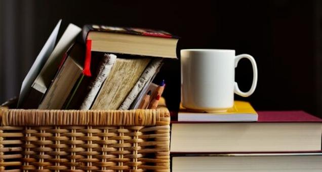 Fælleslæsning - læseklub uden lektier - på Juelsminde Bibliotek