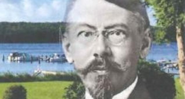 Danske digterruter: Johannes Jørgensen
