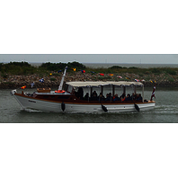 Havnecruise/Hafen Cruise, Esbjerg Havn, sejles af, varighed ca. 2 timer. Sejles af SSM og BH