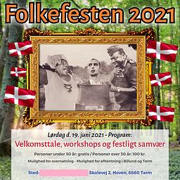 Folkefesten 2021.