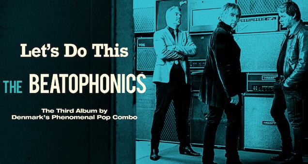 The Beatophonics på pakhus8