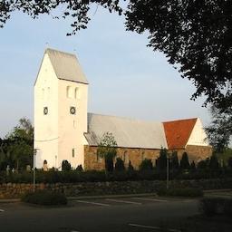 Koncert i kirken m. Kaja Andersen og Florent Franklé.